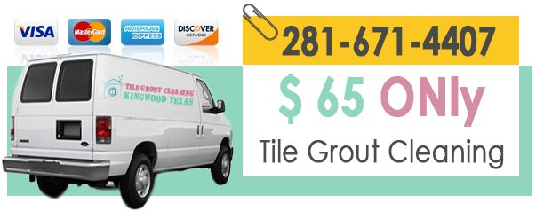 Tile Grout Cleaning Special Offer